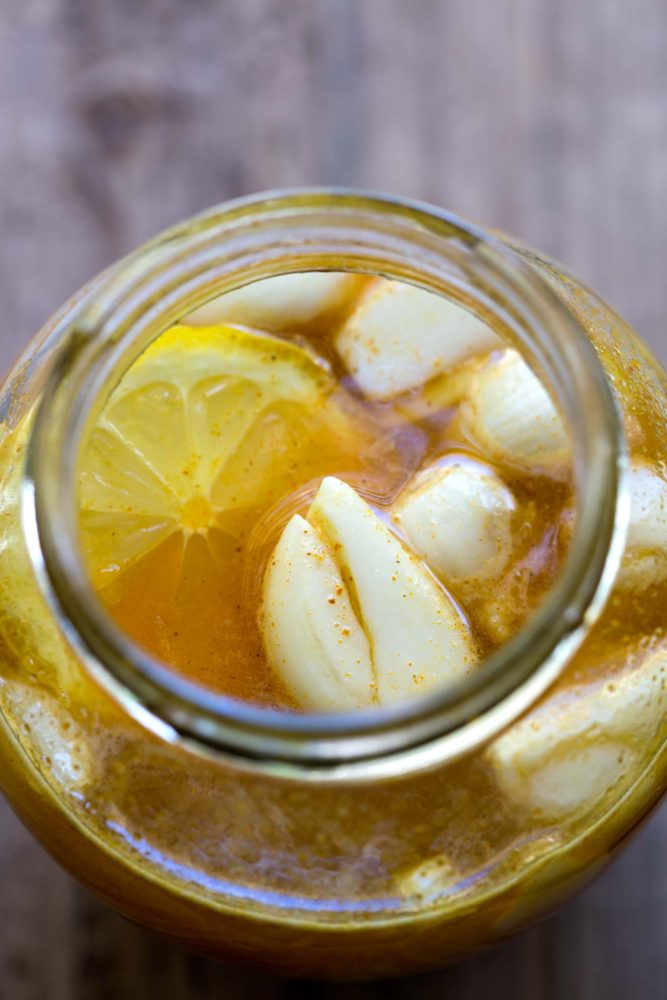 GARLIC HONEY SYRUP FOR SORE THROAT | GARLIC MATTERS